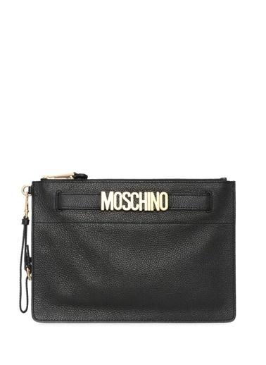 Clutch / El Çantası-Moschino